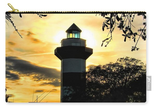 Harbour Town Lighthouse Beacon Carry-all Pouch