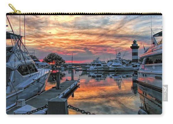 Harbour Town Yacht Basin Carry-all Pouch