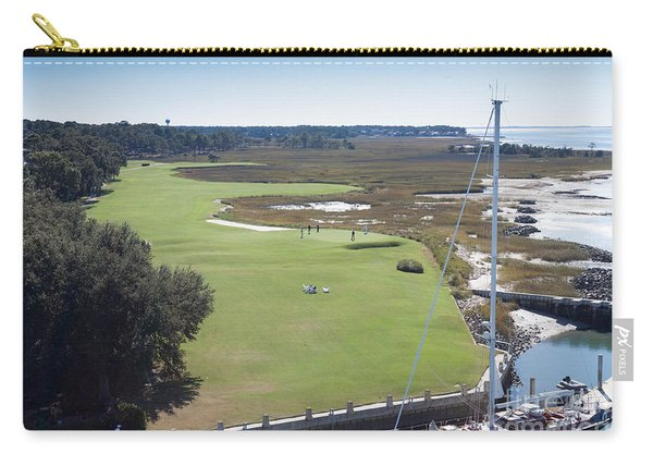 Harbourtown Golf Course 18th Hole Carry-all Pouch