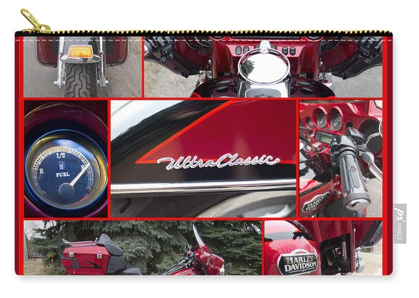Harley Davidson Ultra Classic Trike Carry-all Pouch