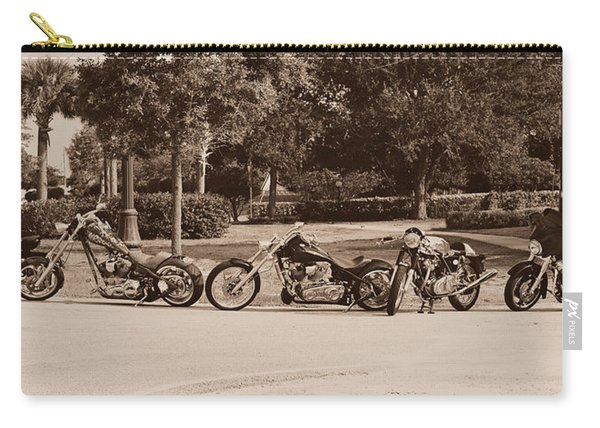 Harley Line Up Carry-all Pouch