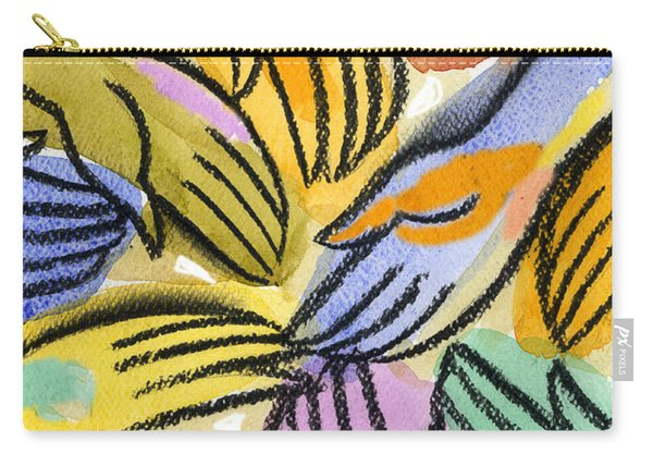 Multi-ethnic Harmony Carry-all Pouch