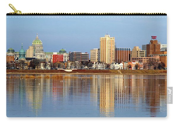 Harrisburg Reflections Carry-all Pouch