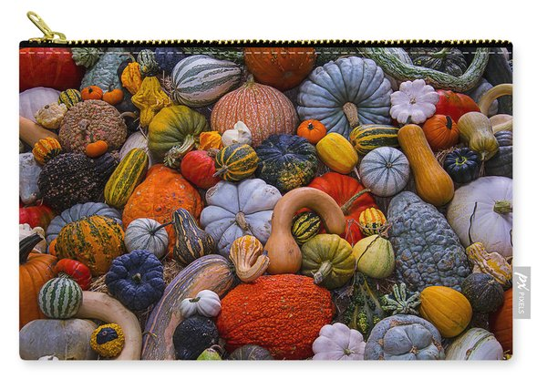 Harvest Abundance Carry-all Pouch