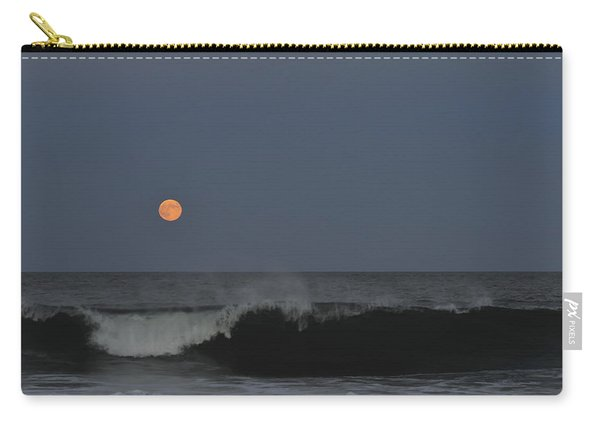 Harvest Moon Seaside Park Nj Carry-all Pouch