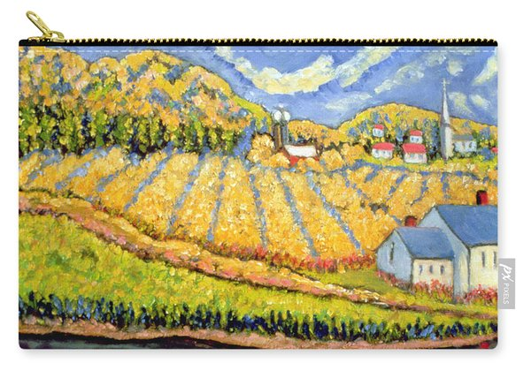 Harvest St Germain Quebec Carry-all Pouch