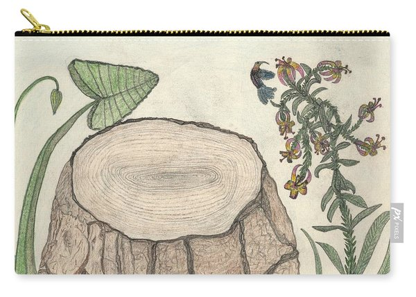 Harvested Beauty Carry-all Pouch