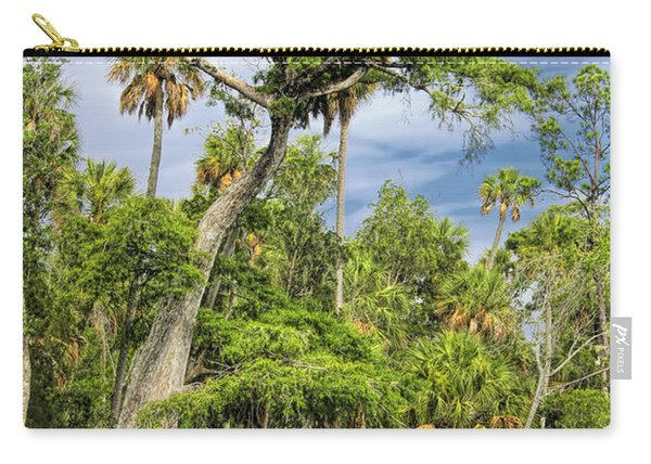 Hatrack Cypress Carry-all Pouch