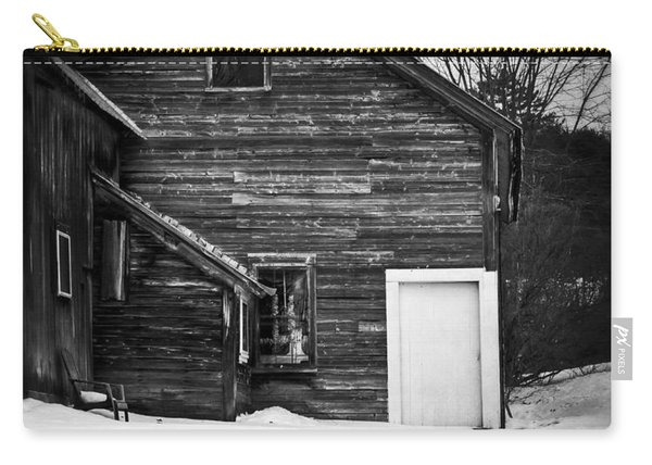 Haunted Old House Carry-all Pouch