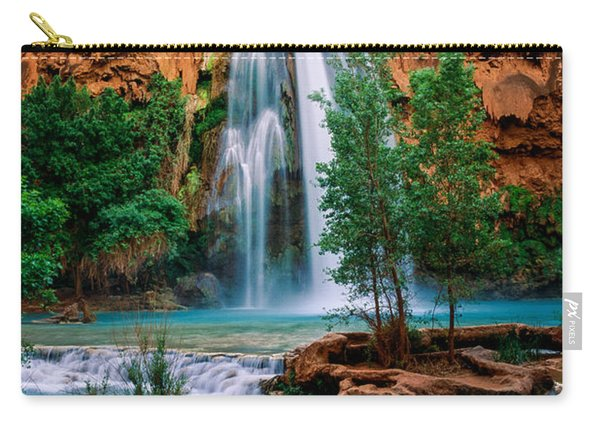 Havasu Cascades Carry-all Pouch