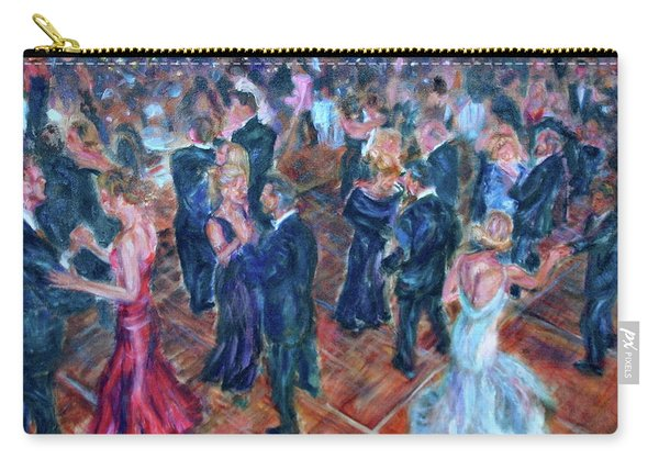 Having A Ball - Dancers Carry-all Pouch