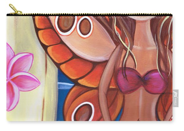 Hawaiian Fairy Carry-all Pouch