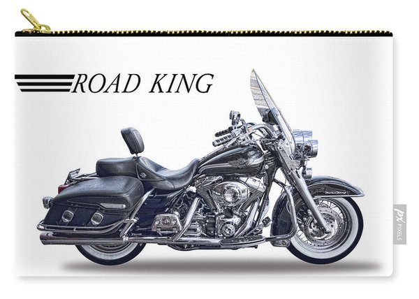 H D Road King Carry-all Pouch