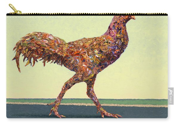 Head-on Chicken Carry-all Pouch