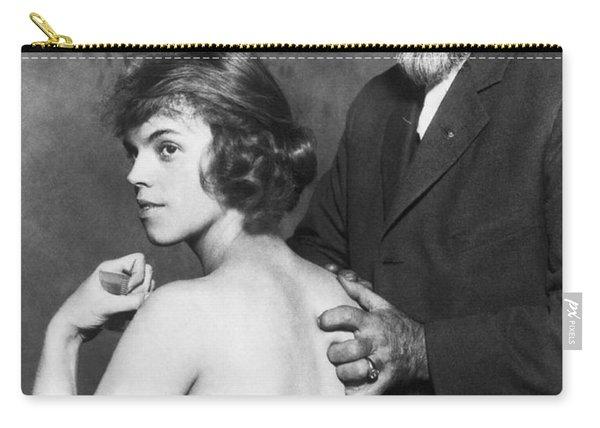 Healing For Ziegfeld Dancer Carry-all Pouch