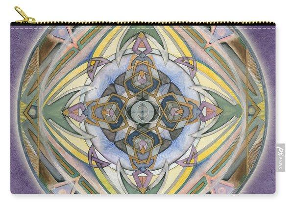 Healing Mandala Carry-all Pouch