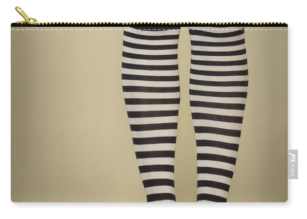Hearts N Stripes Carry-all Pouch