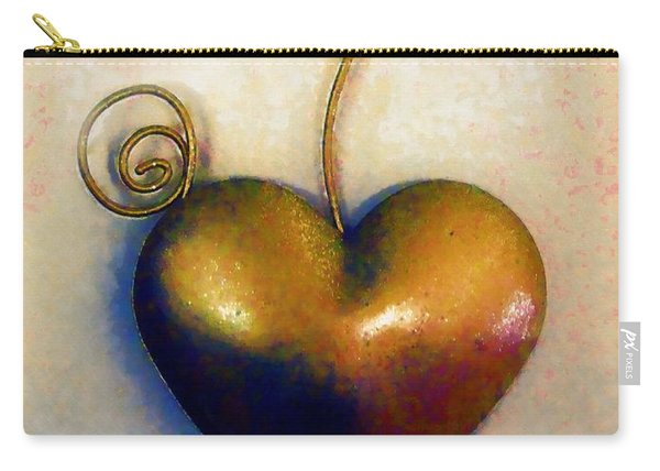 Heartswirls Carry-all Pouch