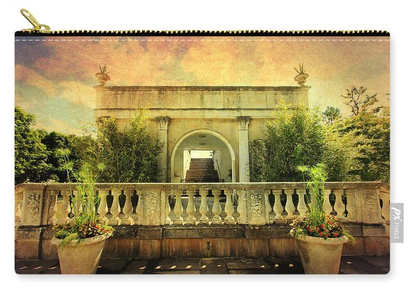 Heavenly Gardens Carry-all Pouch
