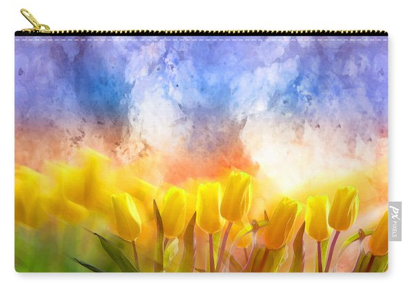Heaven's Garden Carry-all Pouch