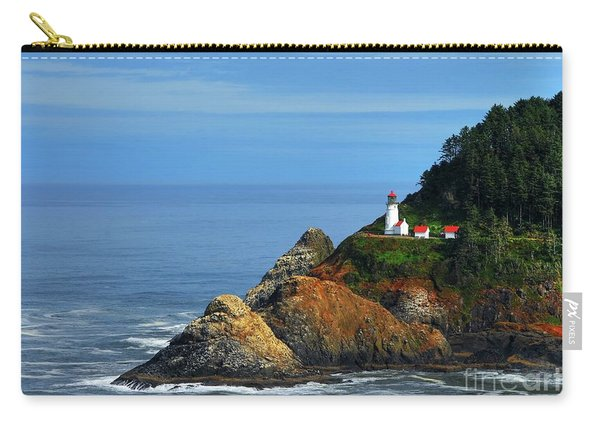 Heceta Head Lighthouse 3 Carry-all Pouch