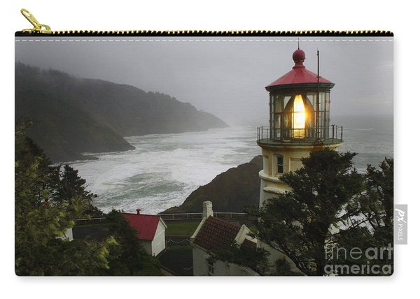 Heceta Head Lighthouse 1 Carry-all Pouch