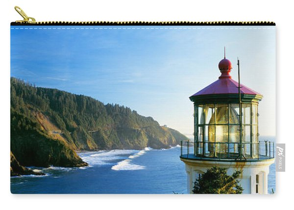Heceta Head Lighthouse, Florence Carry-all Pouch