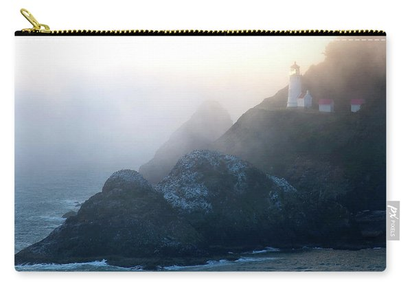 Heceta Head Lighthouse On The Oregon Carry-all Pouch