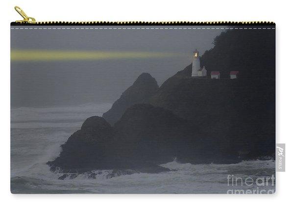 Heceta Head Lighthouse Oregon Coast Carry-all Pouch