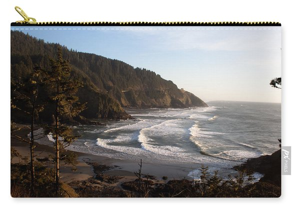 Heceta Head Lighthouse Trail Carry-all Pouch