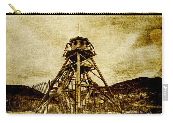 Helena-montana-fire Tower Carry-all Pouch