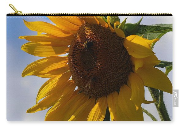 Helianthus 3 Carry-all Pouch