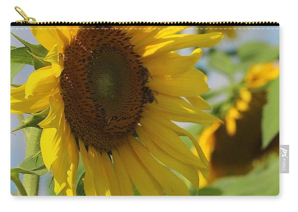 Helianthus 5 Carry-all Pouch