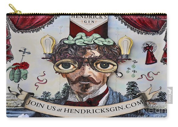 Hendrick's Gin Carry-all Pouch