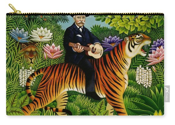 Henri Rousseaus Dream Carry-all Pouch