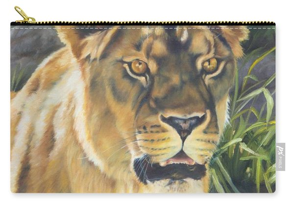 Her - Lioness Carry-all Pouch
