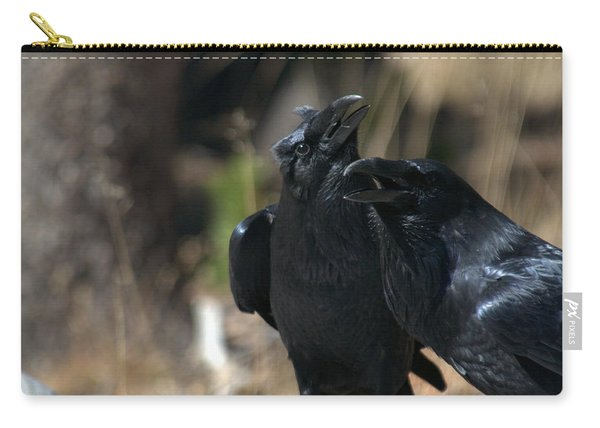 Here He Is Carry-all Pouch