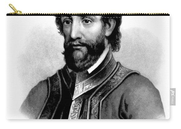 Hernando De Soto, Spanish Conquistador Carry-all Pouch