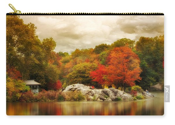 Hernshead In October Carry-all Pouch
