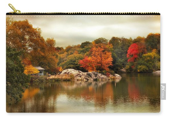 Hernshead Reflections Carry-all Pouch