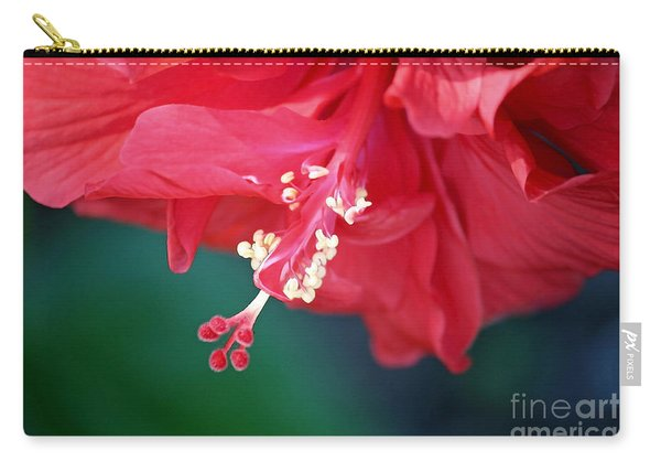 Hibiscus Dream - Digital Art Carry-all Pouch