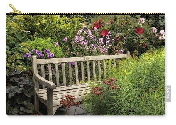 Hidden Garden Charm Carry-all Pouch