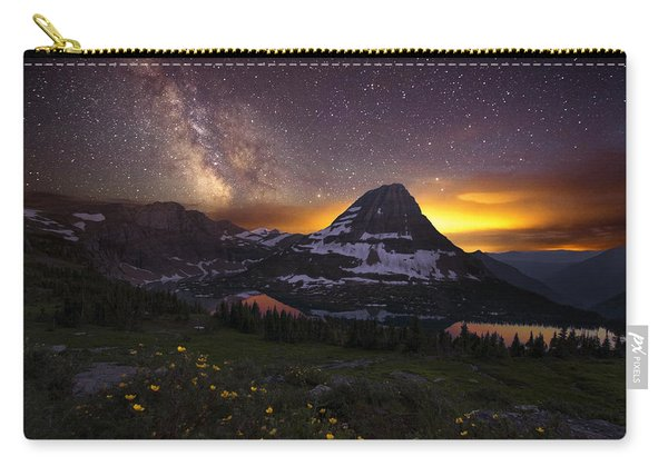Carry-all Pouch featuring the photograph Hidden Galaxy by Dustin  LeFevre