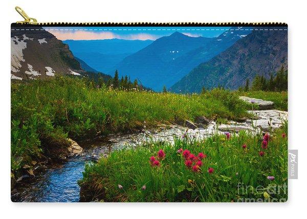 Hidden Lake Pass Carry-all Pouch