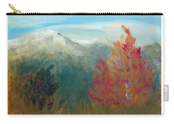 High Country View Carry-all Pouch