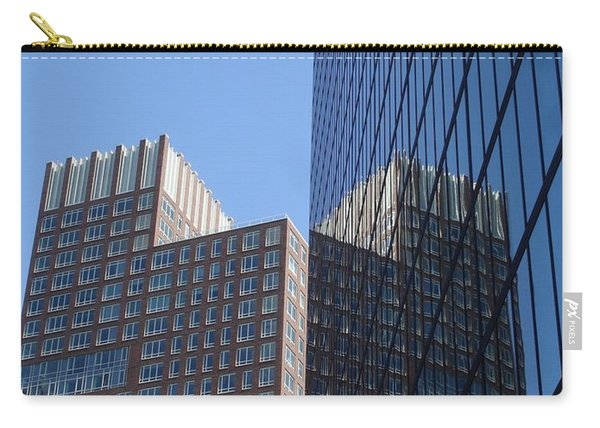 High Rise Reflection Carry-all Pouch