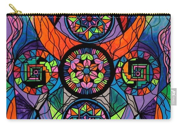 Higher Purpose Carry-all Pouch