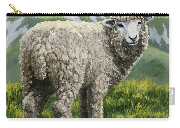 Highland Ewe Carry-all Pouch