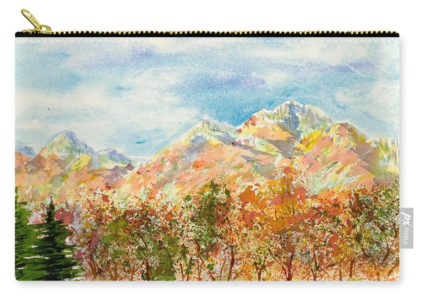 Highlands Autumn Carry-all Pouch