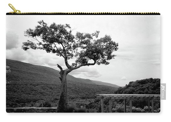 Hildene Tree 5689 Carry-all Pouch